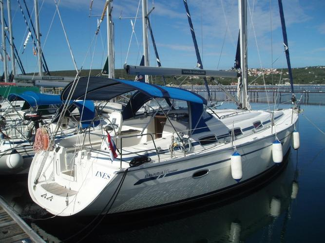 Enjoy luxury and comfort on this Bavaria Yachtbau in Kvarner