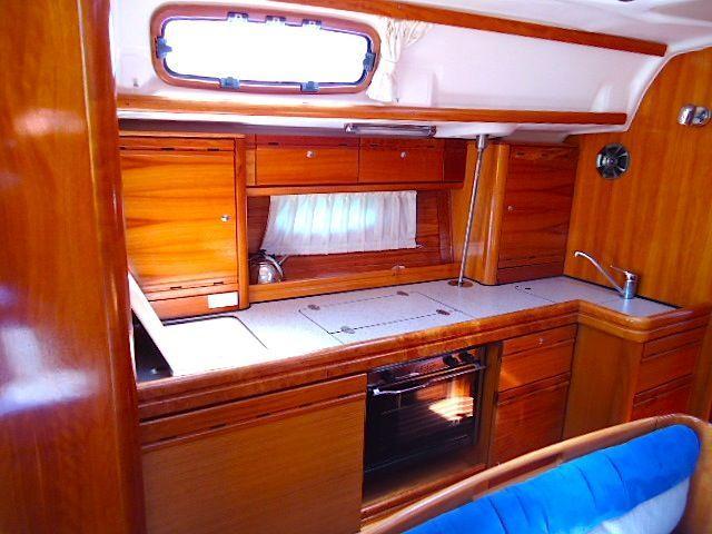Discover Primorska  surroundings on this Bavaria 39 Cruiser Bavaria Yachtbau boat