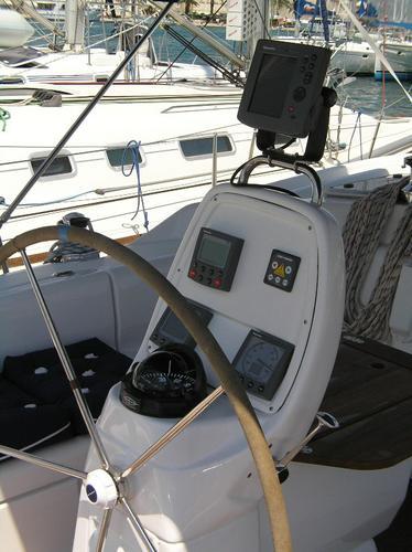 This 39.0' Bavaria Yachtbau cand take up to 6 passengers around Split region