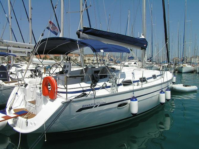 Boat for rent Bavaria Yachtbau 39.0 feet in Marina Trogir – ACI,