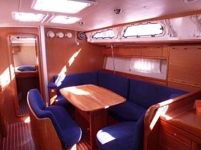 Discover Aegean surroundings on this Bavaria 40 Cruiser Bavaria Yachtbau boat