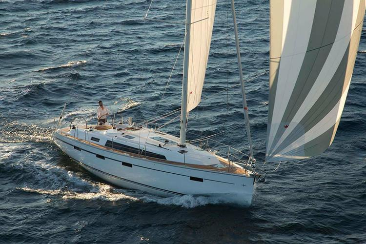 Sail Thessaly waters on a beautiful Bavaria Yachtbau