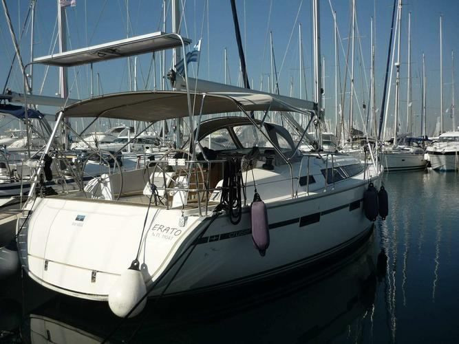 Discover Saronic Gulf surroundings on this Bavaria Cruiser 41 Bavaria Yachtbau boat