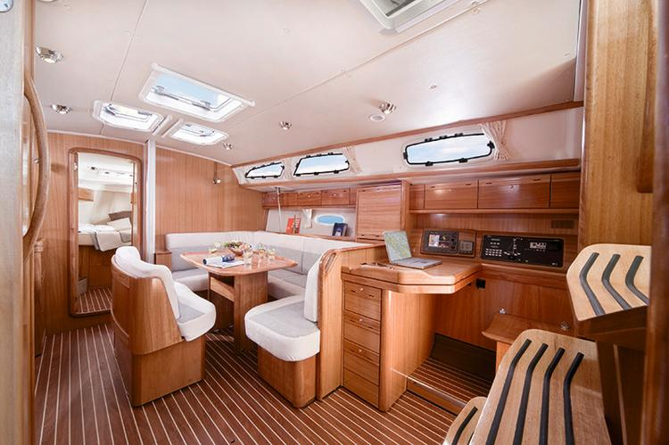 Discover Šibenik region surroundings on this Bavaria 40 Cruiser Bavaria Yachtbau boat