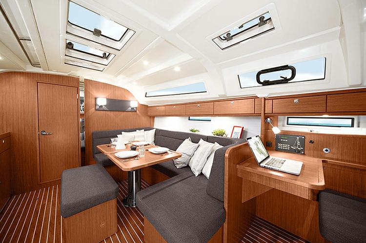 Discover Šibenik region surroundings on this Bavaria Cruiser 41 Bavaria Yachtbau boat