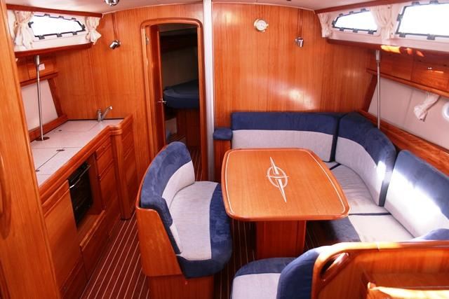 Discover Split region surroundings on this Bavaria 40 Cruiser Bavaria Yachtbau boat