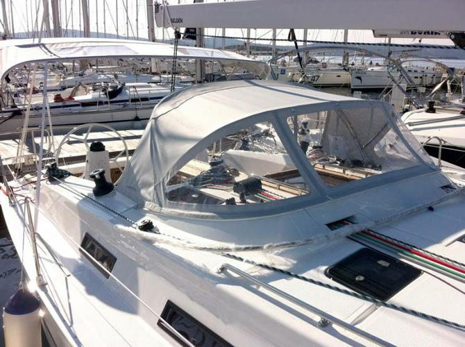 Boat for rent Bavaria Yachtbau 40.0 feet in Marina Kornati, Biograd,