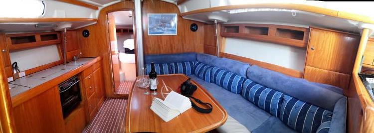 Discover Zadar region surroundings on this Bavaria 42 Match Bavaria Yachtbau boat
