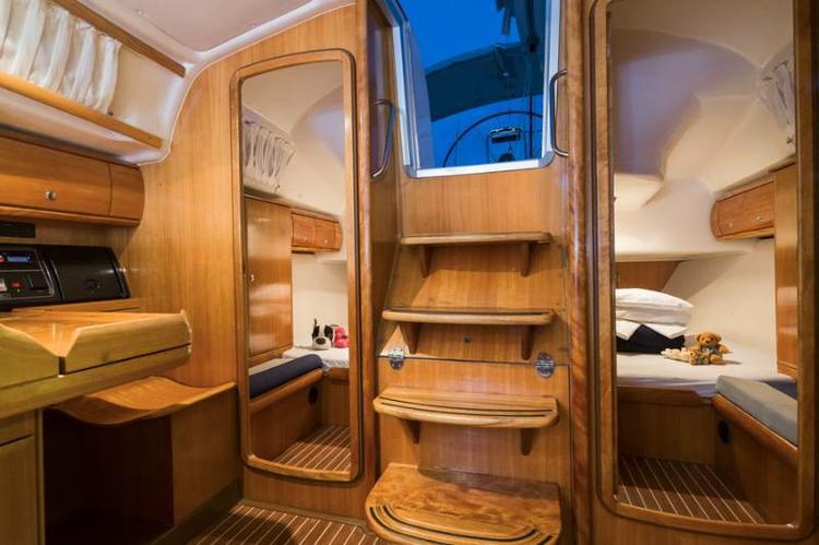 Boat for rent Bavaria Yachtbau 40.0 feet in Marina Kornati, Biograd,