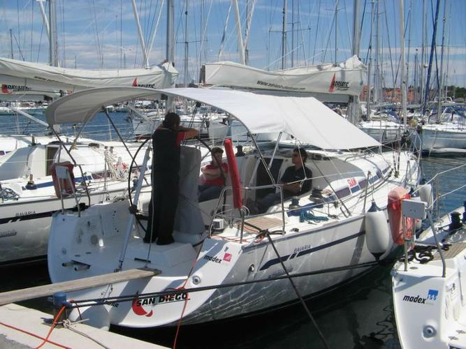Other boat rental in Marina Kornati, Biograd,