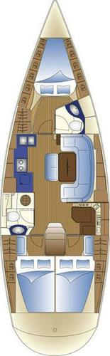 Bavaria Yachtbau's 42.0 feet in Cyclades