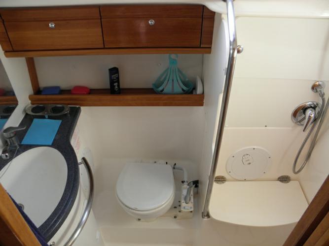 Boat for rent Bavaria Yachtbau 42.0 feet in Marina Kastela, Kastela,
