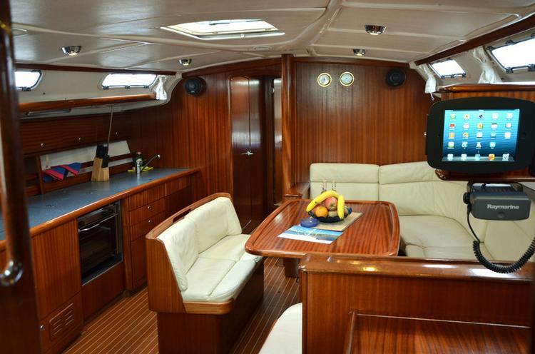 Bavaria Yachtbau's 45.0 feet in Cyclades