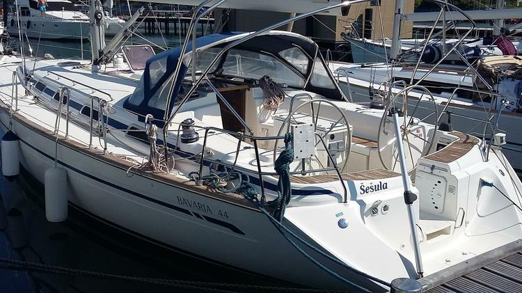 Unique experience on this beautiful Bavaria Yachtbau Bavaria 44