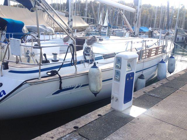 Enjoy luxury and comfort on this Bavaria Yachtbau in Primorska