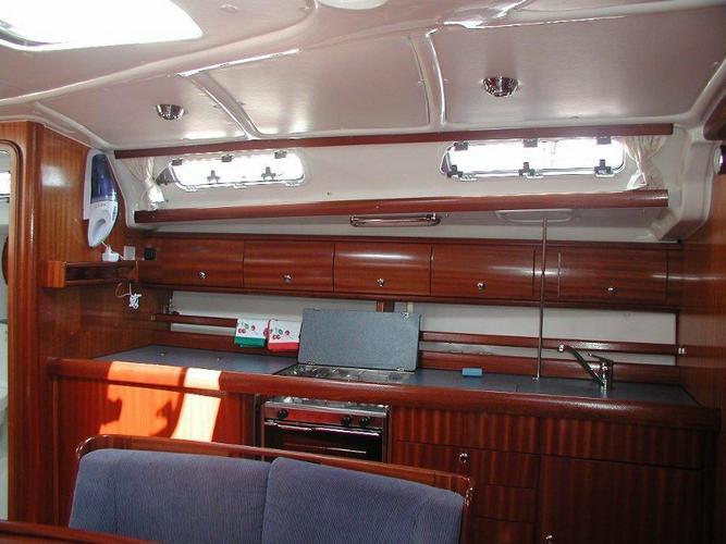 Discover Šibenik region surroundings on this Bavaria 44 Bavaria Yachtbau boat