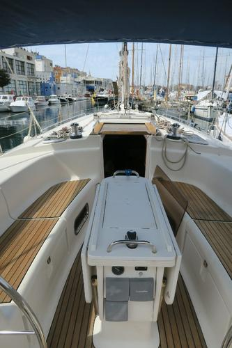 This 45.0' Bavaria Yachtbau cand take up to 10 passengers around Zadar region