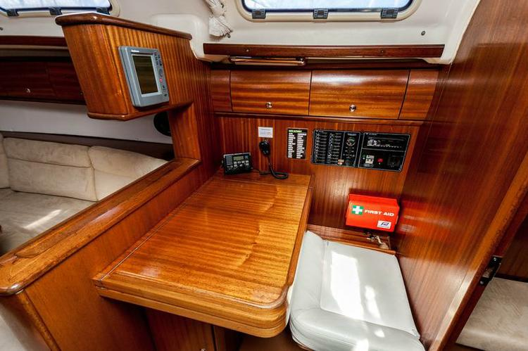 Boat for rent Bavaria Yachtbau 45.0 feet in Marina Tankerkomerc, Zadar, Croatia