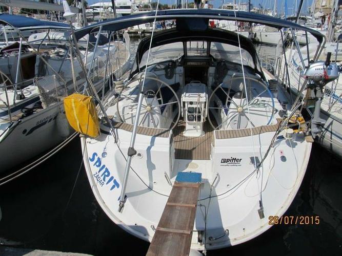 This 45.0' Bavaria Yachtbau cand take up to 9 passengers around Zadar region