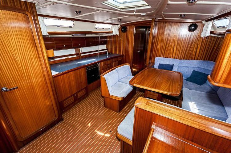 Boat for rent Bavaria Yachtbau 45.0 feet in Zadar, Croatia