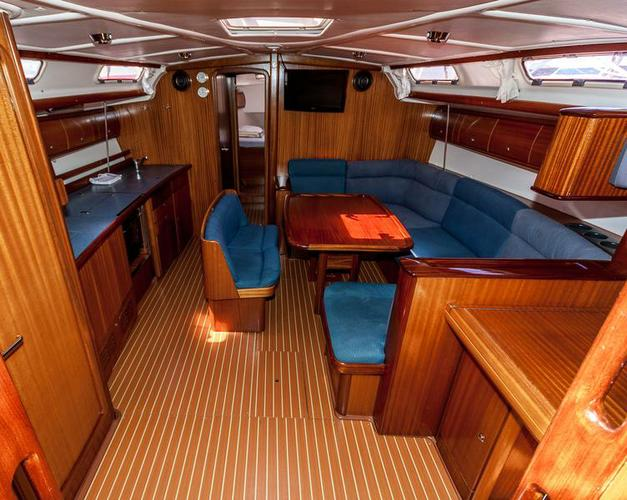 Boat for rent Bavaria Yachtbau 45.0 feet in Marina Tankerkomerc, Zadar, Croatia