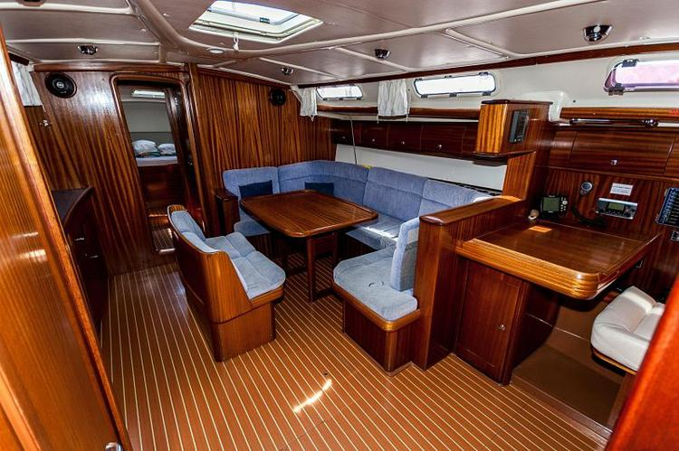 45.0 feet Bavaria Yachtbau in great shape