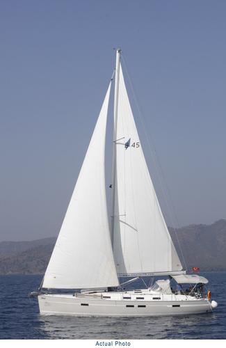Bavaria Yachtbau's 46.0 feet in Aegean