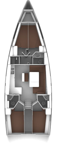 Bavaria Yachtbau's 46.0 feet in Aegean