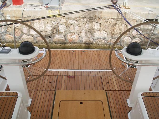 Discover Dodecanese surroundings on this Bavaria Cruiser 45 Bavaria Yachtbau boat