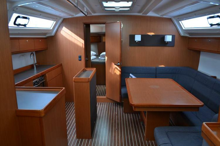 Discover Istra surroundings on this Bavaria Cruiser 46 Bavaria Yachtbau boat