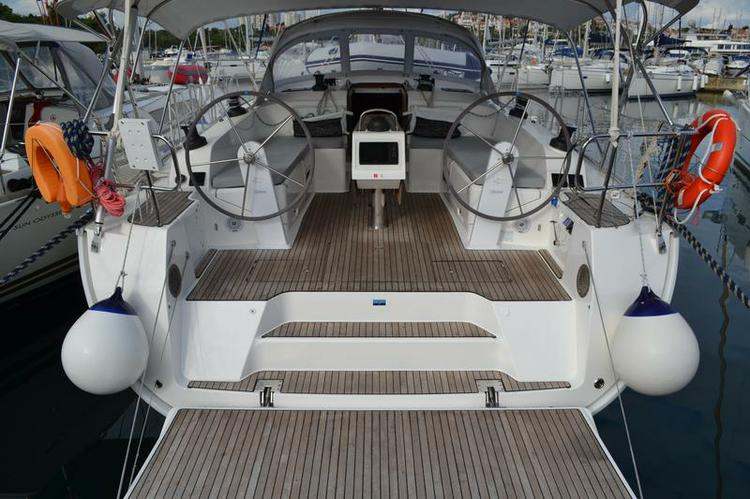 Boat for rent Bavaria Yachtbau 46.0 feet in Marina Tehnomont Veruda, Pula, Croatia