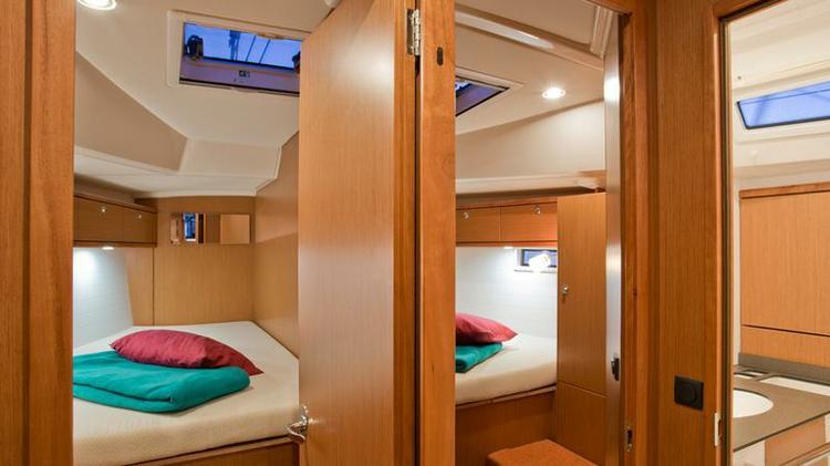 Boat for rent Bavaria Yachtbau 46.0 feet in Marina Mali Losinj,