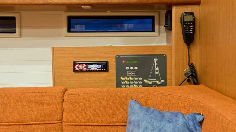Discover Kvarner surroundings on this Bavaria Cruiser 46 Bavaria Yachtbau boat