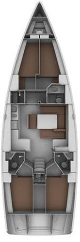 Bavaria Yachtbau's 46.0 feet in Saronic Gulf