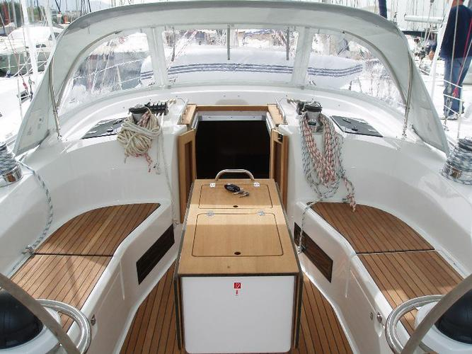 Discover  surroundings on this Bavaria Cruiser 45 Bavaria Yachtbau boat
