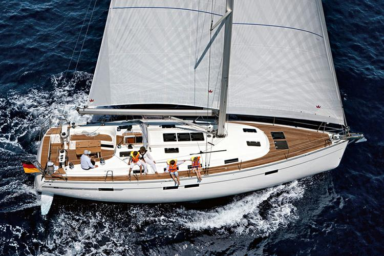 Bavaria Yachtbau's 46.0 feet in Šibenik region