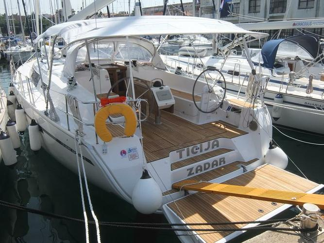 Other boat rental in Marina Tankerkomerc, Zadar, Croatia