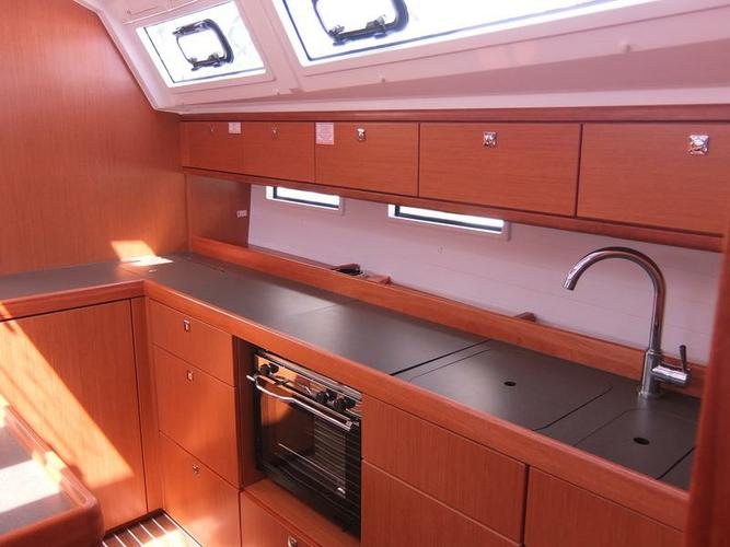 Discover Zadar region surroundings on this Bavaria Cruiser 46 Bavaria Yachtbau boat