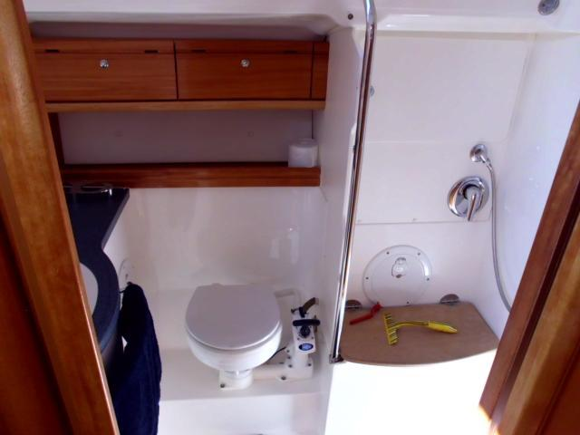 Discover Aegean surroundings on this Bavaria 46 Cruiser Bavaria Yachtbau boat