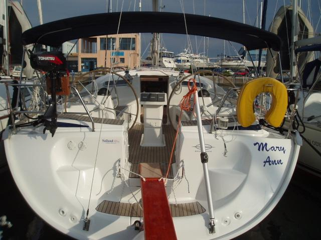Boat for rent Bavaria Yachtbau 47.0 feet in Lefkas - Marina Lefkas, Greece