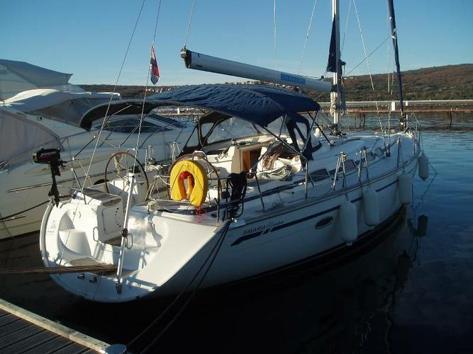 Enjoy Kvarner in style on our Bavaria Yachtbau