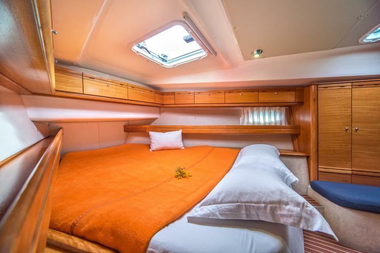 Discover Split region surroundings on this Bavaria 46 Cruiser Bavaria Yachtbau boat