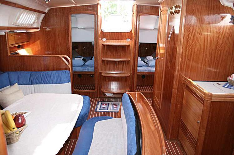 Boat for rent Bavaria Yachtbau 47.0 feet in Marina Split - ACI ,