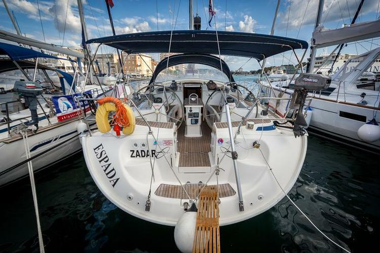 Boat for rent Bavaria Yachtbau 47.0 feet in Marina Tankerkomerc, Zadar, Croatia