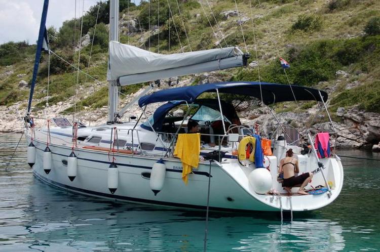 Bavaria Yachtbau's 47.0 feet in Zadar region