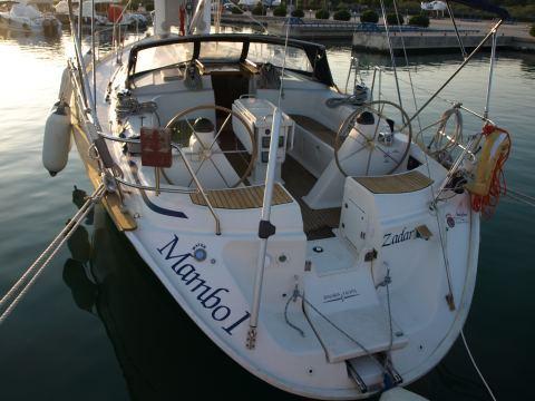 Discover Split region surroundings on this Bavaria 47 Bavaria Yachtbau boat