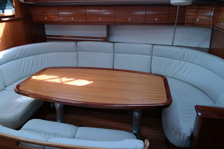 Bavaria Yachtbau boat for rent in Balearic Islands