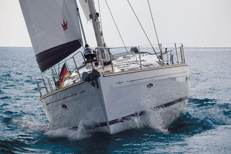 Discover Primorska  surroundings on this Bavaria 51 Cruiser Bavaria Yachtbau boat