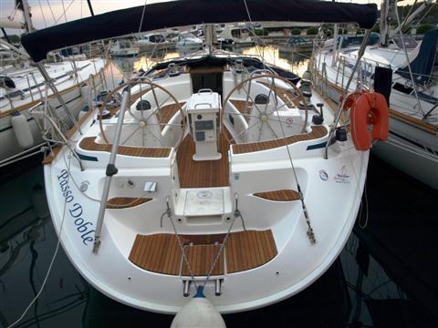 This 50.0' Bavaria Yachtbau cand take up to 11 passengers around Split region