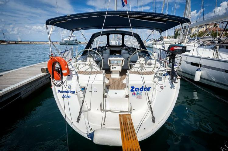 Experience Zadar region on board this amazing Bavaria Yachtbau